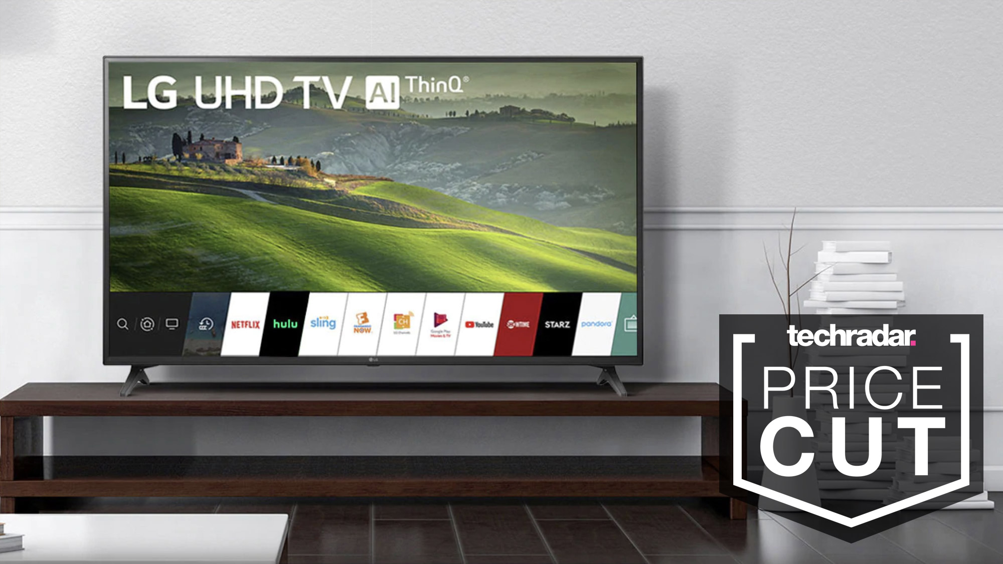 Best Buy Has The Lg 50 Inch 4k Tv On Sale For Just 289 99 Techradar