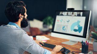 Logitech Zone True Wireless earbuds for business work