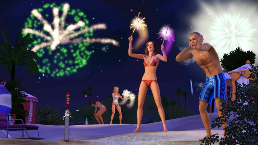 The Sims 3 Seasons Screenshots Features A Sim For All Seasons #23224