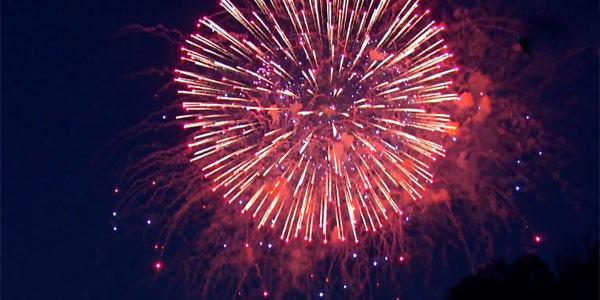 fake fireworks 2016