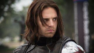 Sebastian Stan in Captain America: The Winter Soldier