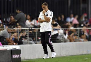 MLS Revolution Inter Miami Soccer