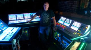 Marius Marais Uses Studer and Soundcraft for South Africa Shows