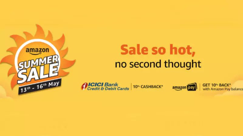 Amazon Summer Sale Announced With Offers On Smartphones Electronics Accessories And More Techradar