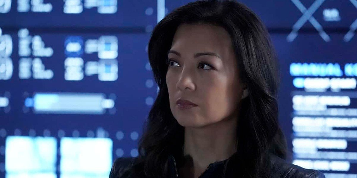 Melinda May on Agents of S.H.I.E.L.D.
