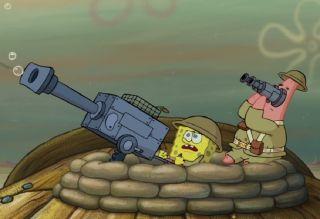 SpongeBob Nickelodeon Upfront