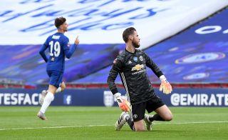 Manchester United v Chelsea – FA Cup – Semi Final – Wembley Stadium