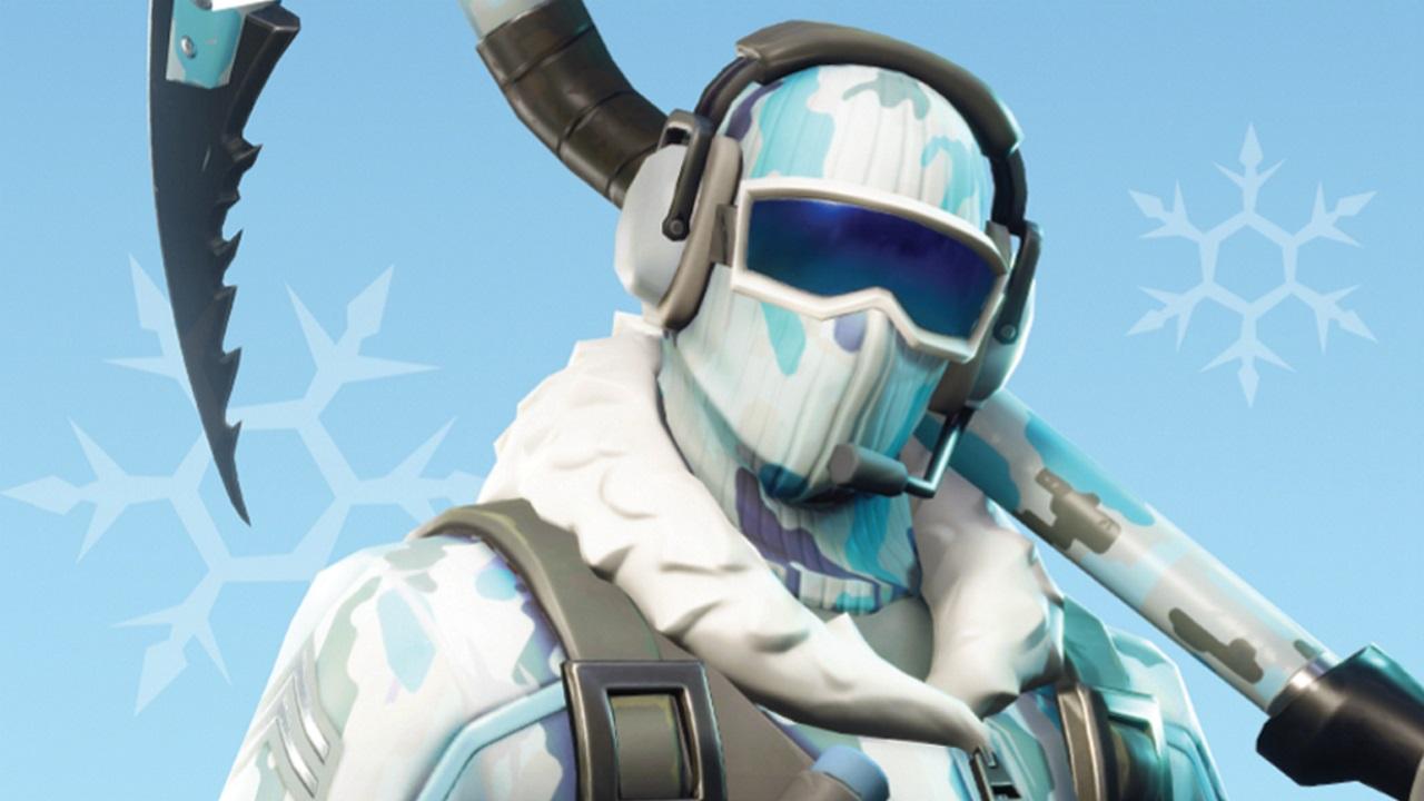 Fortnite: Deep Freeze Bundle retail details | GamesRadar+