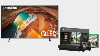 Beat the Black Friday rush with this amazing QLED TV and Xbox One X bundle