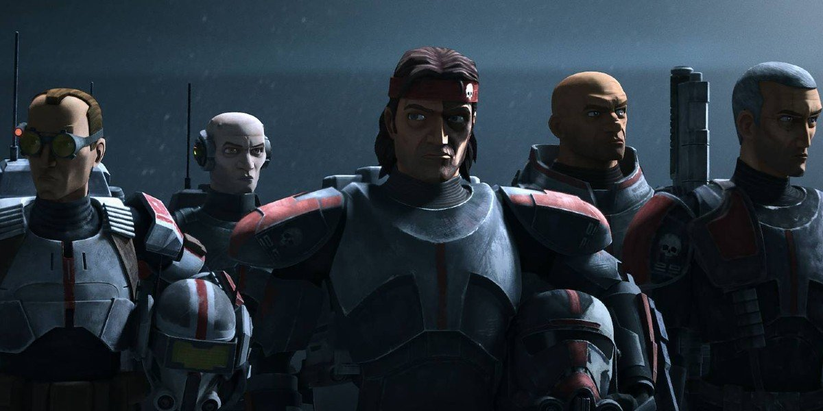 7 Star Wars Characters That Need To Appear In Disney+'s Bad Batch TV Show