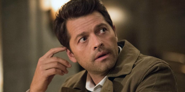 Supernatural Cas Misha Collins The CW