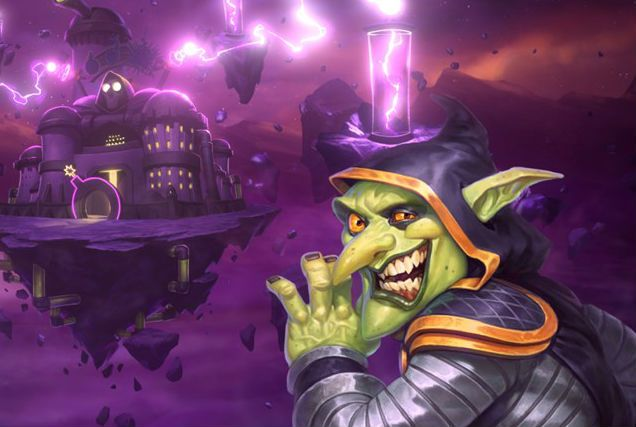 We've Got Three New Cards To Reveal From Hearthstone's New