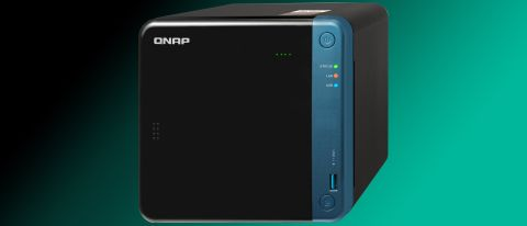 QNAP TS-453Be review | TechRadar