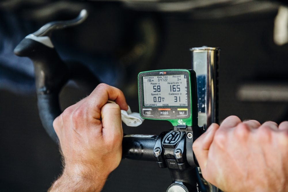 Cycling training zones: power and heart rate zones explained