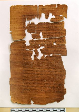 Truth Behind Gospel of Judas Revealed in Ancient Inks | Live