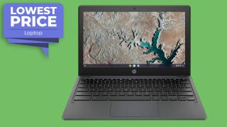 HP Chromebook 11-inch laptop hits all-time low price