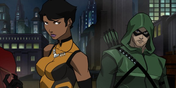Exclusive: An Animated Vixen Comes to Life On Arrow - TV