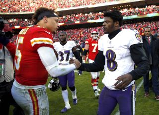 The next legendary battle between Patrick Mahomes and Lamar Jackson is set for Week Three of Monday Night Football