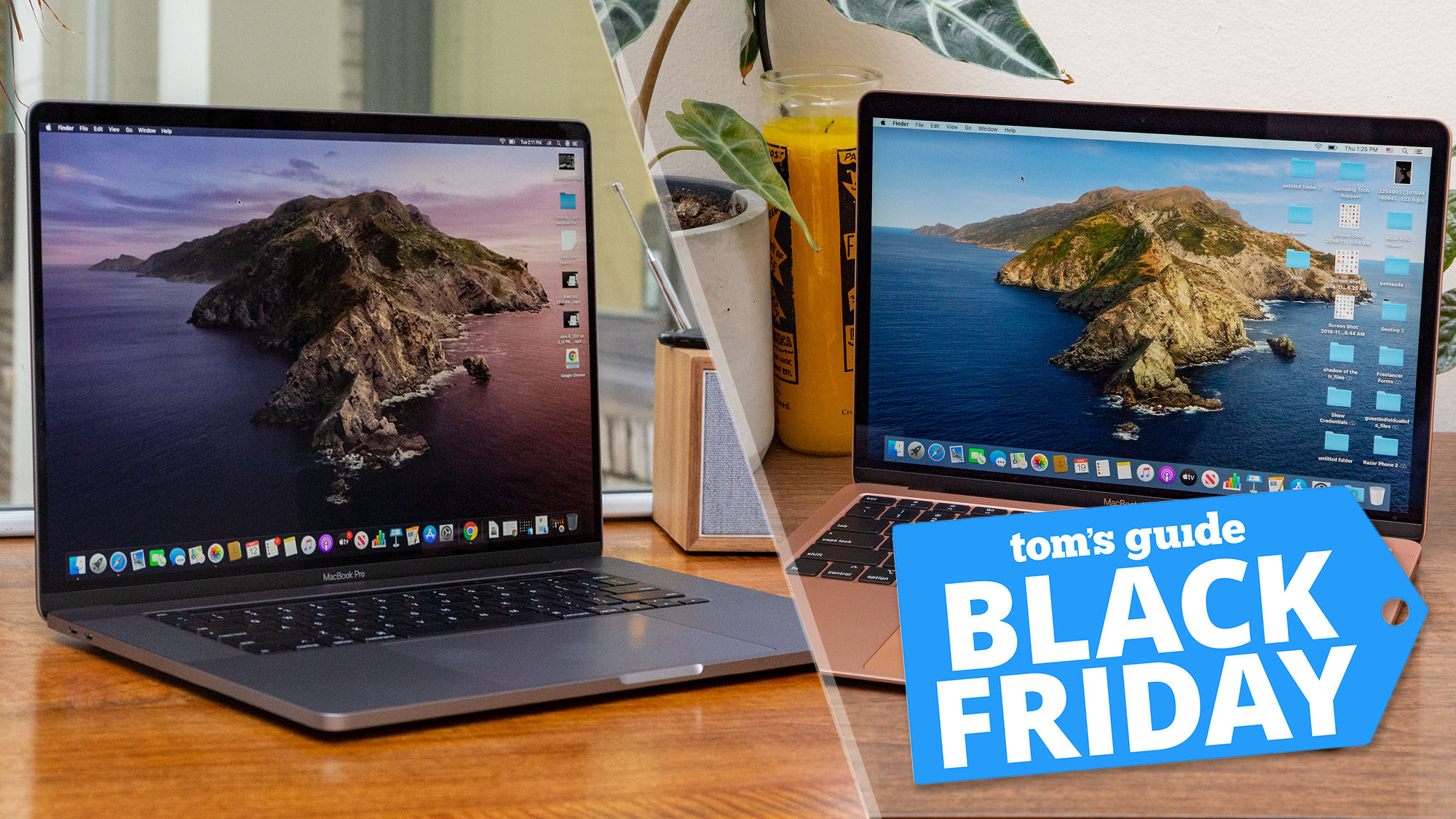 Black Friday Macbook Deals 2020 Macbook Pro And Macbook Air Deals Tom S Guide