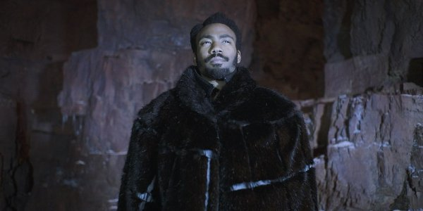 Solo: A Star Wars Story Lando Calrissian Donald Glover