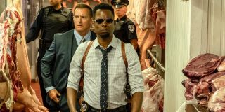 Chris Rock in Spiral From The Book Of Saw