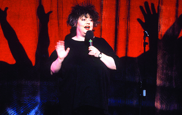 Jo Brand's bold and self-deprecating sense of humour comes under the spotlight in this documentary.