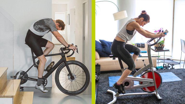 Turbo Trainer vs Exercise Bike