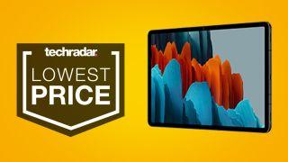 Samsung Galaxy Tab S7 deal price sale