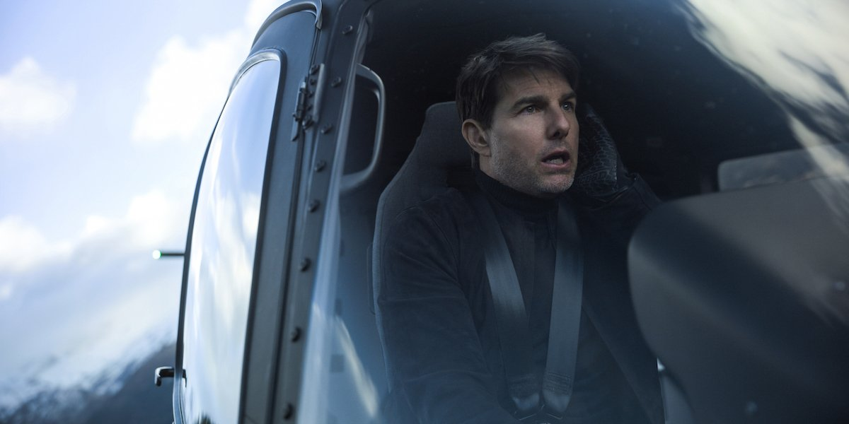 Yes Tom Cruise Is Still Filming Dangerous Stunts For Mission Impossible 7 Despite Coronavirus Cinemablend