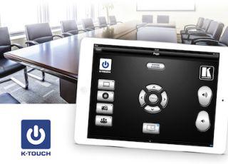 Kramer Introduces K-Touch 3.0