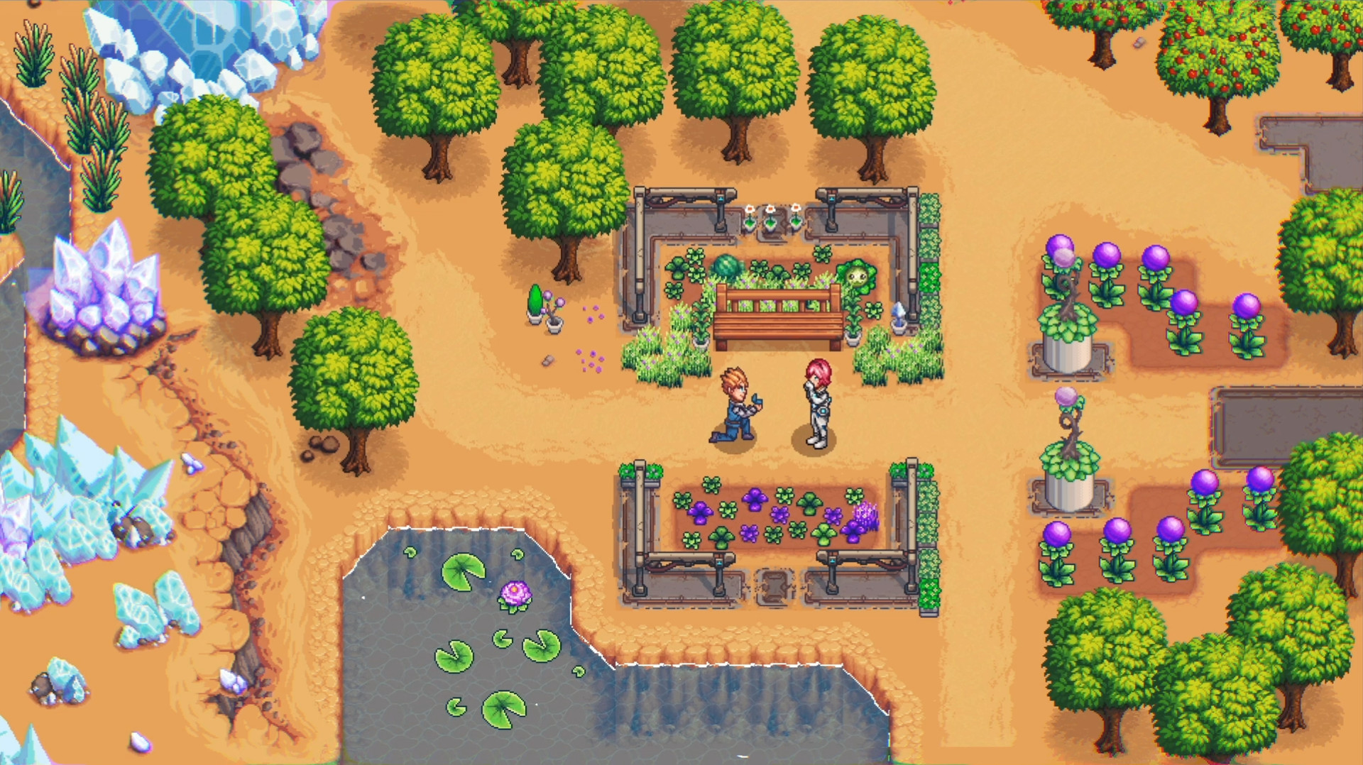 An image from video game One Lonely Outpost.