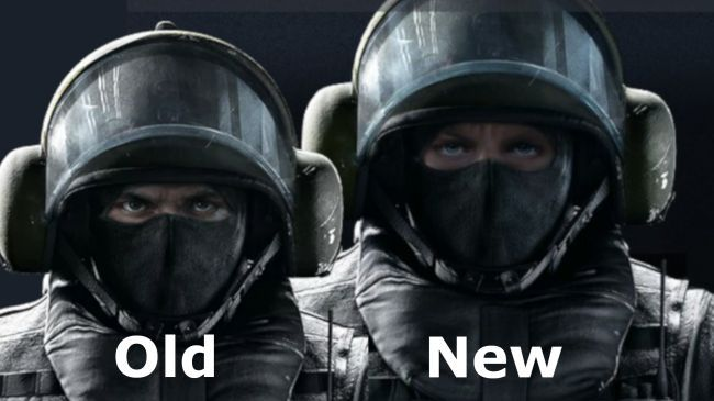 Ubisoft just can't stop changing Blitz's eyes in Rainbow Six Siege