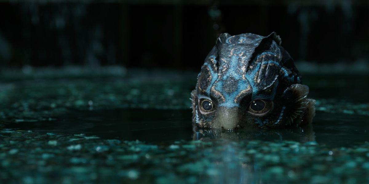 Doug Jones in The Shape of Water