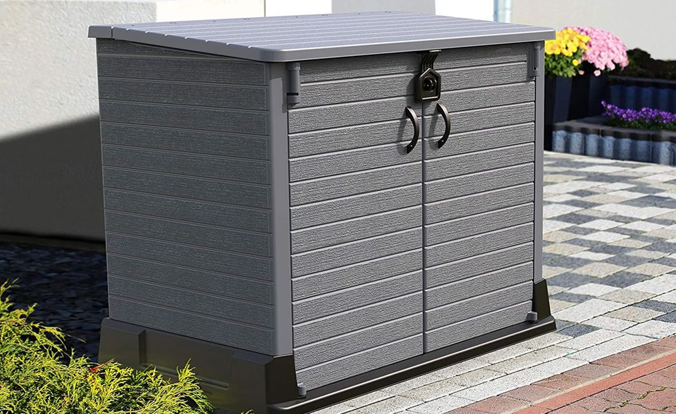 shed - cover