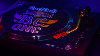 Technics and Red Bull partner on limited edition SL-1210 turntable