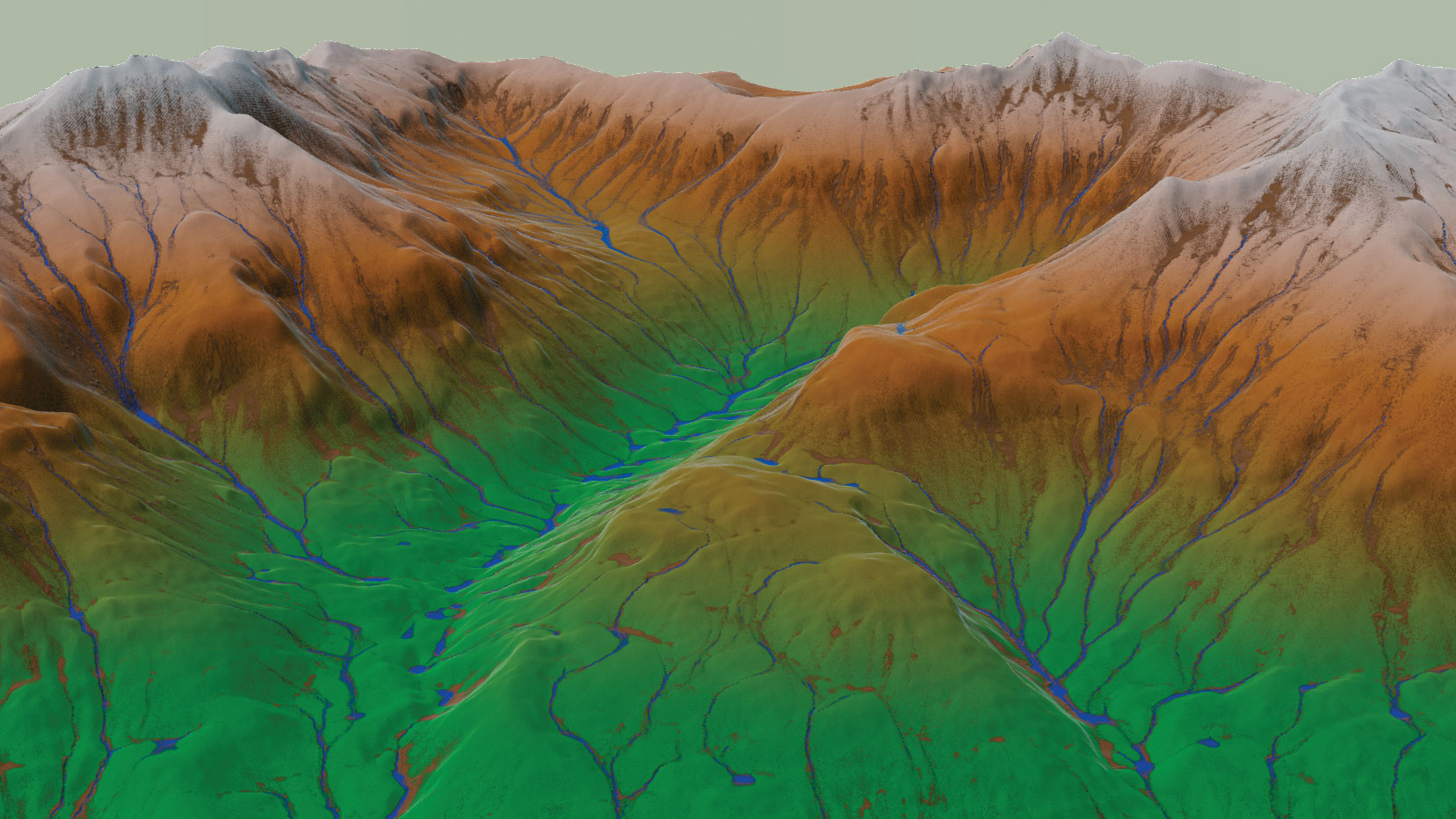 Build terrain in Houdini 17 | Creative Bloq