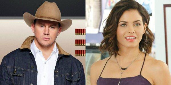 Channing Tatum Kingsman: The Golden Circle/ Jenna Dewan Supergirl
