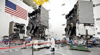 Boeing's WGS satellites