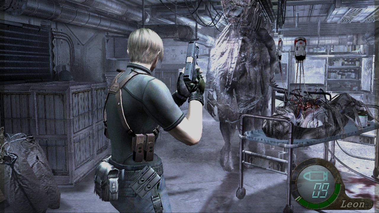 Resident Evil 4 HD Trailer And Screenshots Released #18453