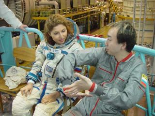 Reports: X Prize Sponsor May Become First Female Space Tourist