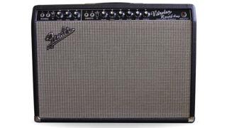 Front of blackface Fender Vibrolux Reverb