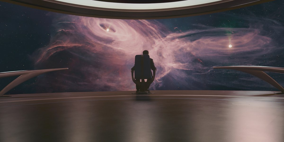 Neil deGrasse Tyson in Cosmos: A Spacetime Odyssey