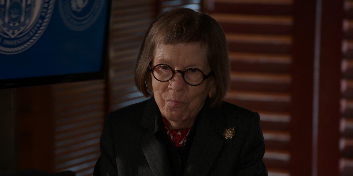 linda hunt's hetty lange in her office in ncis: los angeles season 13 finale