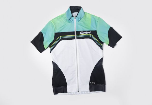 Santini Queen of the Mountains Jersey