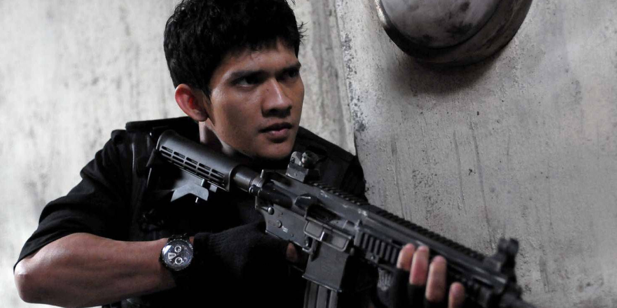 Iko Uwais in The Raid: Redemption