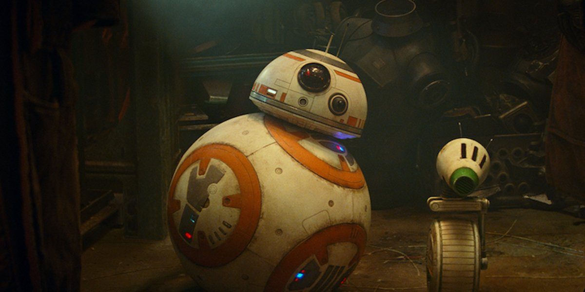 BB-8 and D-O in The Rise of Skywalker