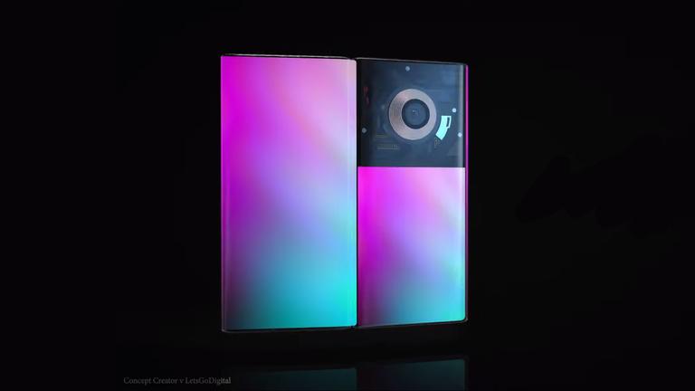 Xiaomi Mi MIX Alpha Pro concept
