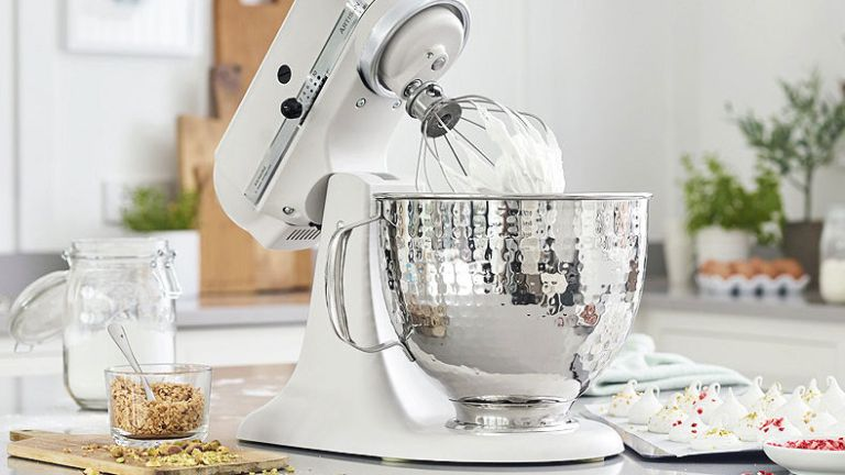KitchenAid milkshake stand mixer