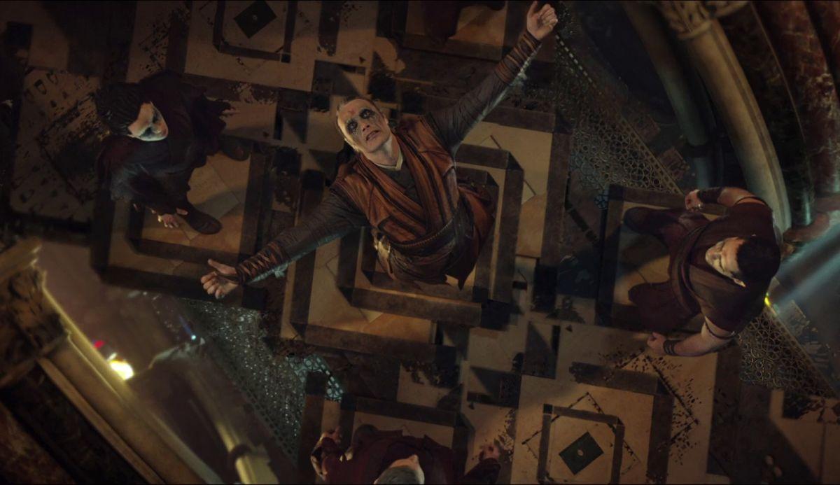 Doctor Strange toy finally reveals Mads Mikkelsen's character