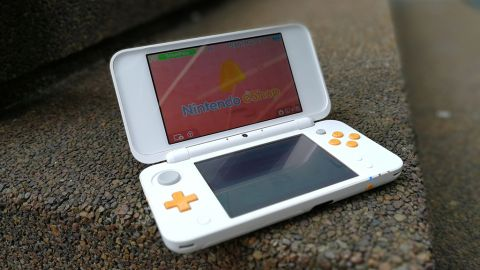 new nintendo 2ds xl review techradar